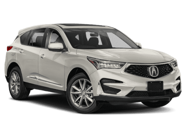 New 2020 Acura RDX Technology Package With Navigation & AWD
