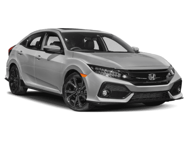 New 2019 Honda Civic Sport Touring With Navigation