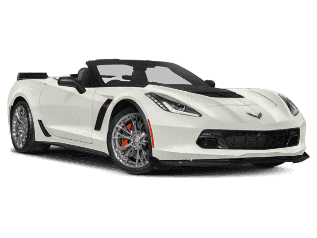 New 2019 Chevrolet Corvette Z06 Rwd 2d Convertible