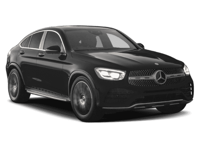 New 2020 Mercedes-Benz GLC GLC 300 4MATIC® Coupe