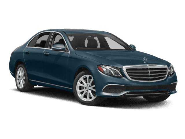 New 2017 Mercedes-Benz E 300 4MATIC® SEDAN 4MATIC® SEDAN