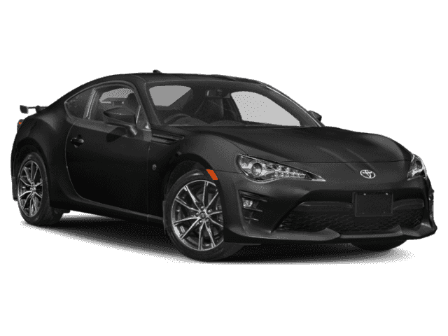 New 2020 Toyota 86 GT Manual