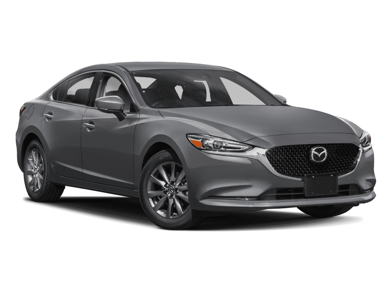 New 2018 Mazda Mazda6 Sport FWD 4dr Car