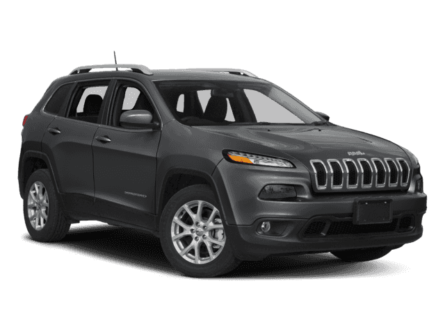 New Jeep Cherokee Latitude Plus