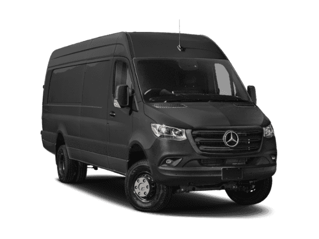 New 2019 Mercedes-Benz Sprinter 3500 High Roof V6 170 Extended RWD