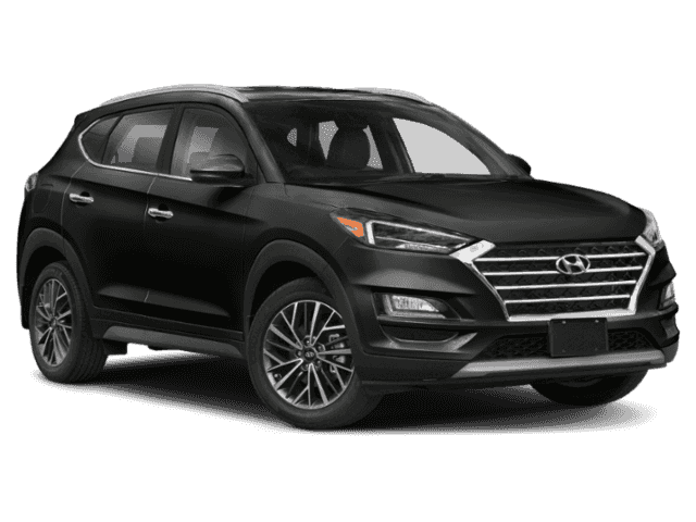 New 2021 Hyundai Tucson Limited