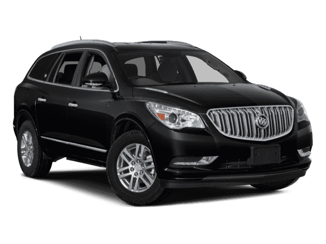 New 2017 Buick Enclave Leather Group AWD