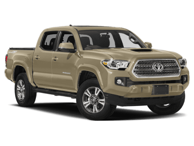 New 2019 Toyota Tacoma Trd Sport Short Bed In Boerne Toyota Of