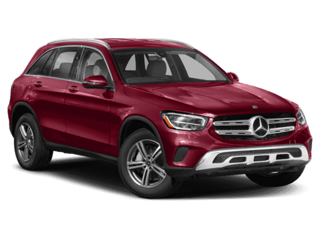 New 2020 Mercedes-Benz GLC GLC300