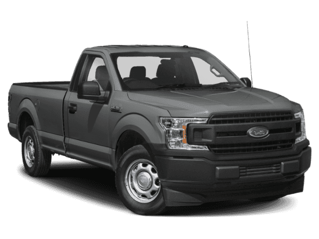 New 2019 Ford F-150 XL RWD 2D Standard Cab