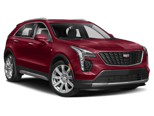 New 2019 Cadillac XT4 FWD 4dr Luxury Front Wheel Drive SUV