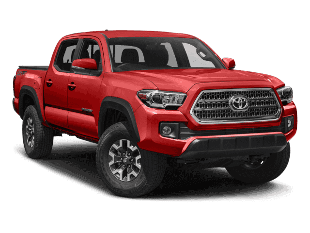 New 2017 Toyota Tacoma TRD Off Road With Navigation & 4WD