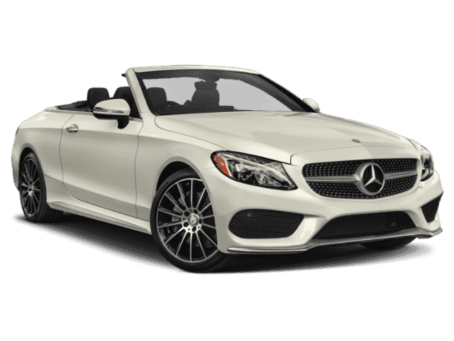 New 2018 Mercedes-Benz C300 4MATIC Wagon