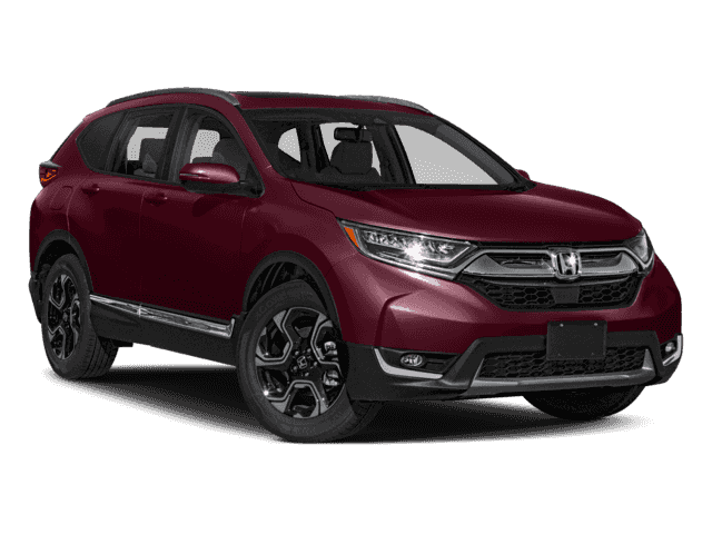 New 2018 Honda CR-V Touring 1.5T