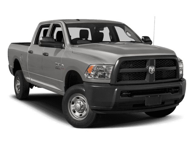 New 2018 RAM 2500 Tradesman 4WD 6ft4 Box