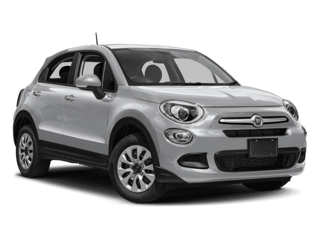 New 2018 FIAT 500X Urbana Edition AWD