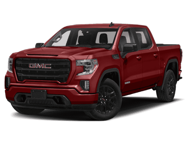 2020 GMC Sierra 1500 Crew Cab 4x4 Elevation Short Box