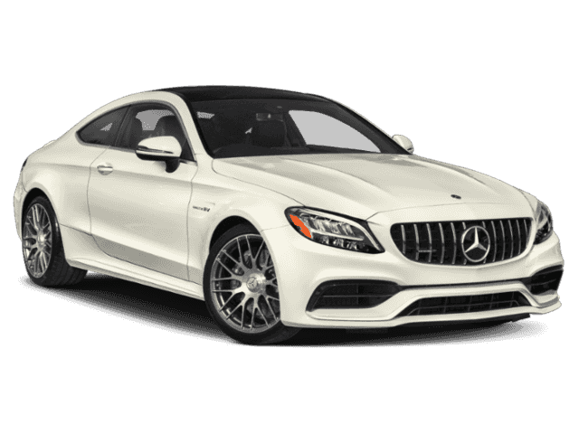 New 2019 Mercedes-Benz C-Class AMG® C 63 Coupe