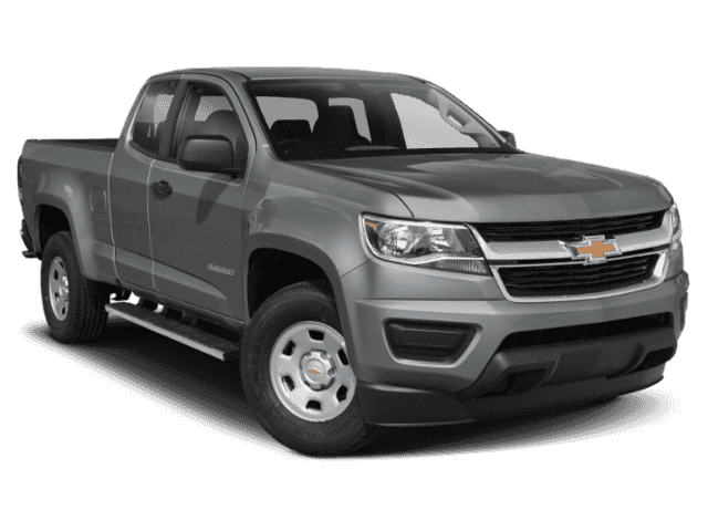 New 2019 Chevrolet Colorado Extended Cab