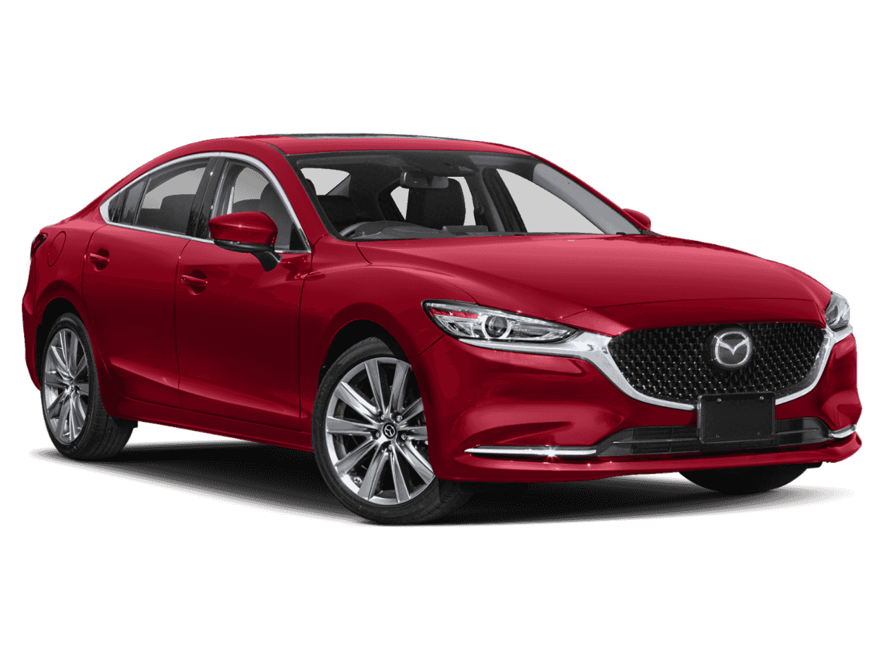 2019 Mazda6 Grand Touring Reserve FWD 4dr Car