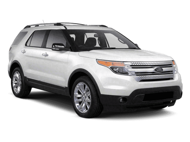 Pre-Owned 2012 Ford Explorer Base