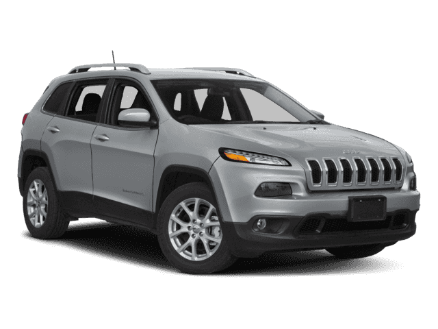 New 2018 Jeep Cherokee Latitude
