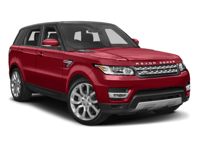 NEW 2017 LAND ROVER RANGE ROVER SPORT 3.0L V6 TURBOCHARGED DIESEL HSE TD6 WITH NAVIGATION & 4WD