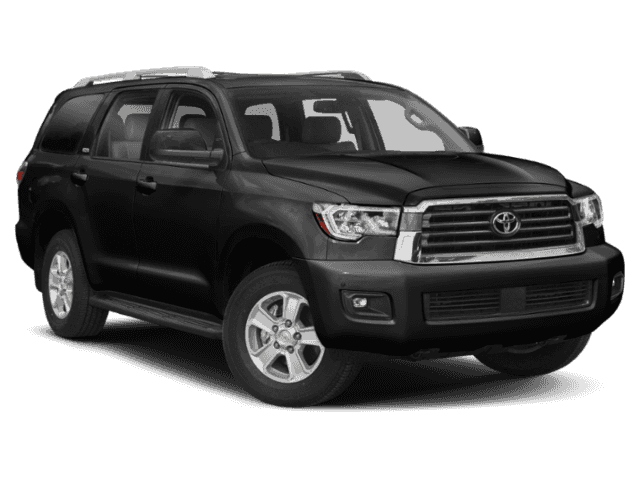 New 2019 Toyota SEQUOIA 4X2 PLAT 7-PASS 5.7L V8