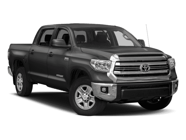 New 2017 Toyota Tundra 4WD SR5 CrewMax 5.5' Bed 5.7L FFV Double Cab 4WD