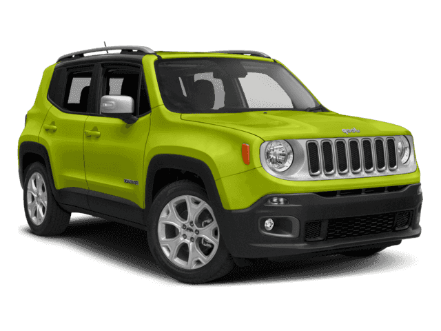 NEW 2018 JEEP RENEGADE LIMITED 4X4