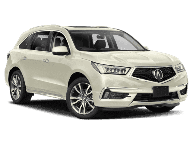 New 2019 Acura Mdx Sh Awd W Tech W A Spec