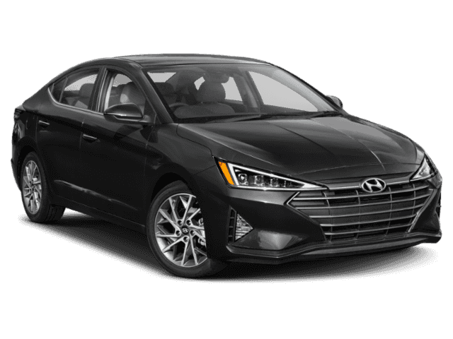 New 2019 Hyundai Elantra Limited FWD 4D Sedan