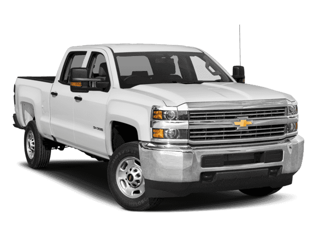 new 2017 chevrolet silverado 2500hd 2wd crew cab 167.7 work truck
