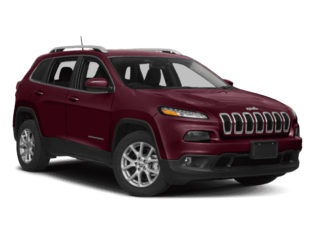 New 2018 Jeep Cherokee Latitude Tech Connect 4x4