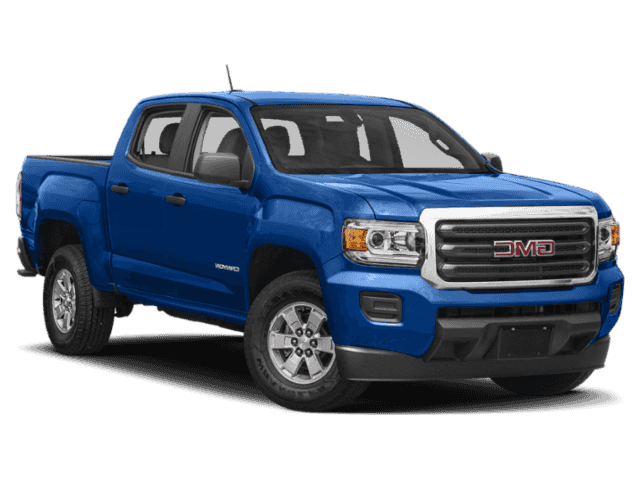 New 2019 GMC Canyon SLE