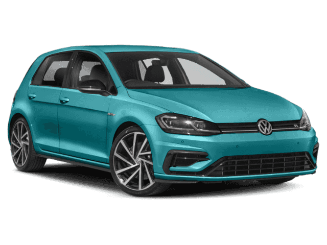 New 2019 Volkswagen Golf R DCC & Navigation 4Motion