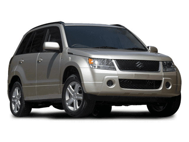 Pre-Owned 2008 Suzuki Grand Vitara XSport w/Snrf