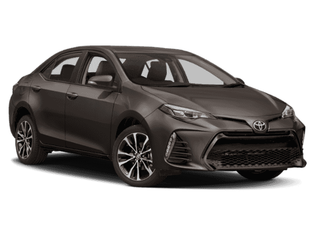 New 2019 Toyota Corolla Se Cvt 4dr Car In Waterville Kt0214