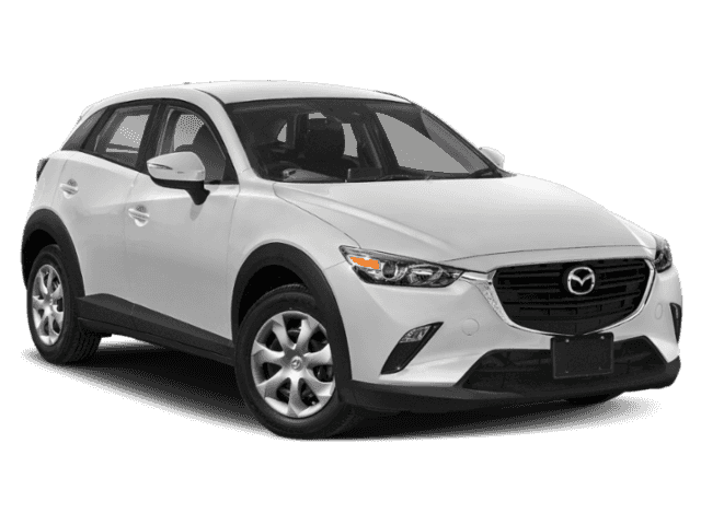 New 2020 Mazda CX-3 GX AWD at