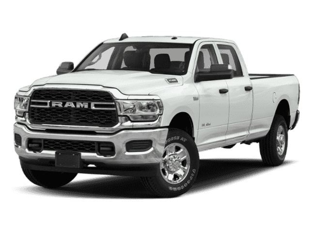New 2019 RAM 3500 Tradesman 4x2 Crew Cab 8' Box