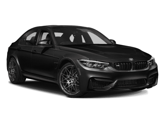 New 2018 BMW M3 Base