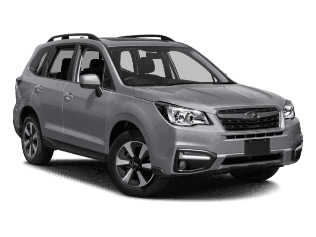 New 2018 Subaru Forester 2.5i Limited with Eyesight + Nav + Starlink With Navigation & AWD