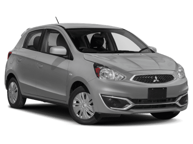 New 2020 Mitsubishi Mirage LE