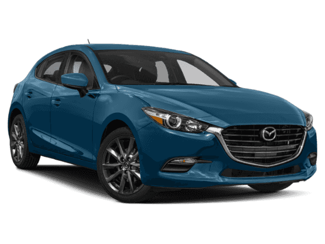 New 2018 Mazda3 5-Door Touring FWD Hatchback