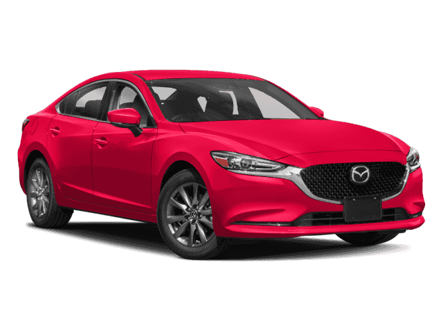 New 2018 Mazda6 Sport FWD 4dr Car