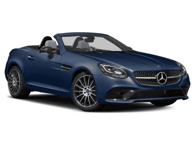 New 2019 Mercedes-Benz SLC SLC300