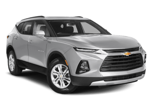 New 2019 Chevrolet Blazer RS With Navigation & 4WD