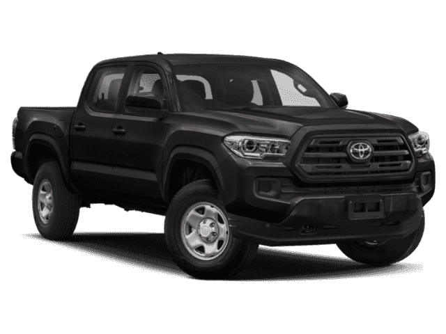 New 2019 Toyota TACOMA SR5 4X2 DBL CAB LONG BED