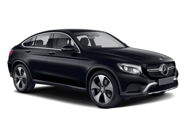 New 2017 Mercedes Benz Glc Glc300 4matic 4 Door Coupe