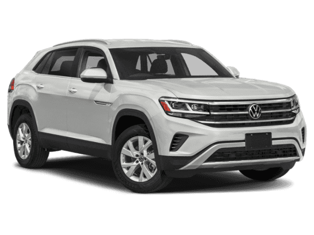 2020 Volkswagen Atlas Cross Sport S with 4MOTION®
